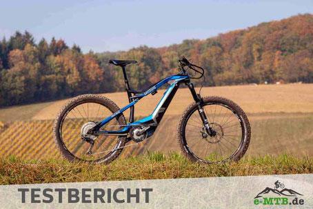 Bike-Vorstellung: M1 Spitzing Evolution 2019 mit TQ Motor.