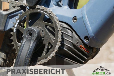 Im Test: Bosch Performance CX 2020
