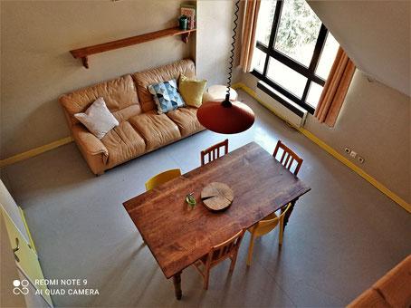 Appartement 5 places gite communal la Jacobine au Sappey en Chartreuse