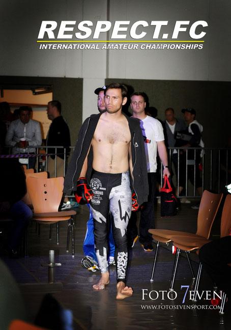 Sebastiaan D. Mook | MMA Fighter