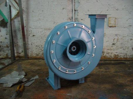 ventilador tipo turbo acople directo