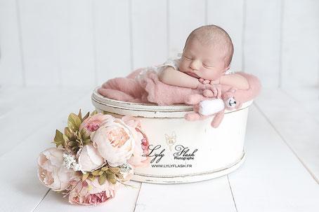 tendance prénom bébé fille du var Lina photographe Toulon