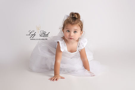photo bébé tendance prénom Inès  photographe le Pradet