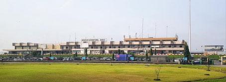 Laéroport de Douala a été inauguré en 1977