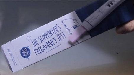 特別デザインのDACIA妊娠検査薬