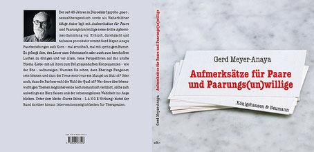 Buch Aufmerksätze für Paare und Paarungs(un)willige von Gerd Meyer-Anaya