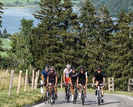 Geführte Rennradtouren im Allgäu