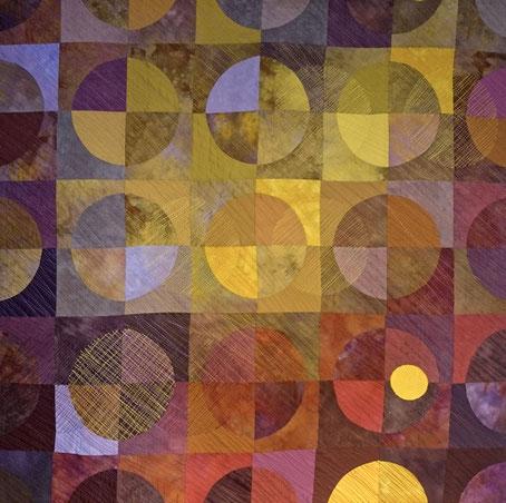 purple/gold circles