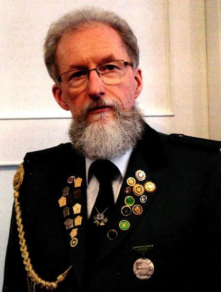 Hans-Jürgen Koch, von 1989-1991 1. Vorsitzender