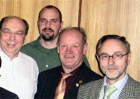Vorstandswechsel 2007