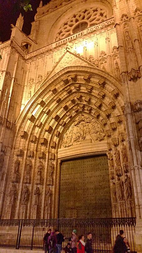 Sevilla, Spanien, Kathedrale, Cathedral. Seville, Spain