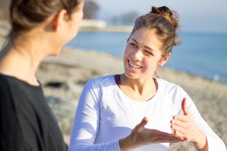 Gesundheitscoaching in Friedrichshafen beinhaltet sowohl Personal Training als auch Ernährungsberatung