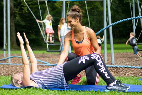 Personal Training als Einzeltraining in Friedrichshafen zur Verbesserung der Fitness