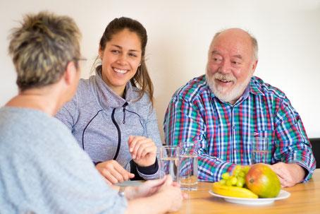 Erstgespräch einer Ernährungsberatung von Ernährungsberater Viviane Wintermantel