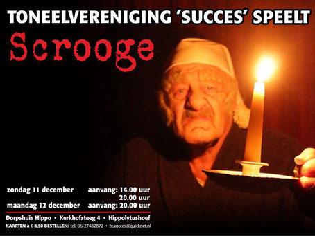 Scooge december 2016