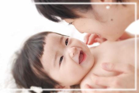 ママとおこさまの「きらきらSMILE」を応援しています☆