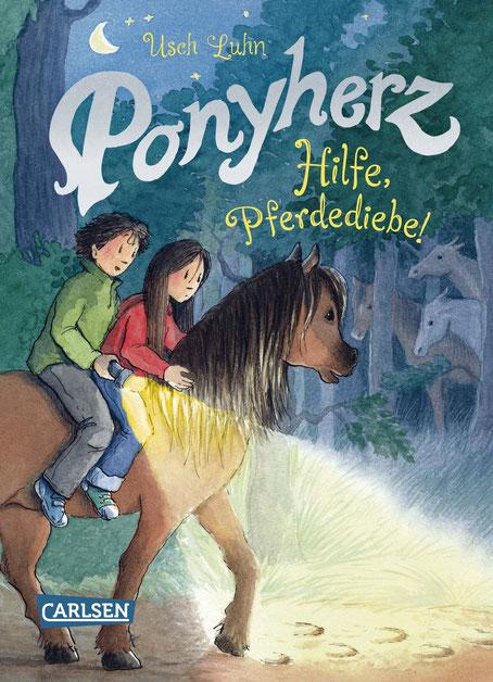 Ponyherz – Hilfe, Pferdediebe! 04|2018 CARLSEN