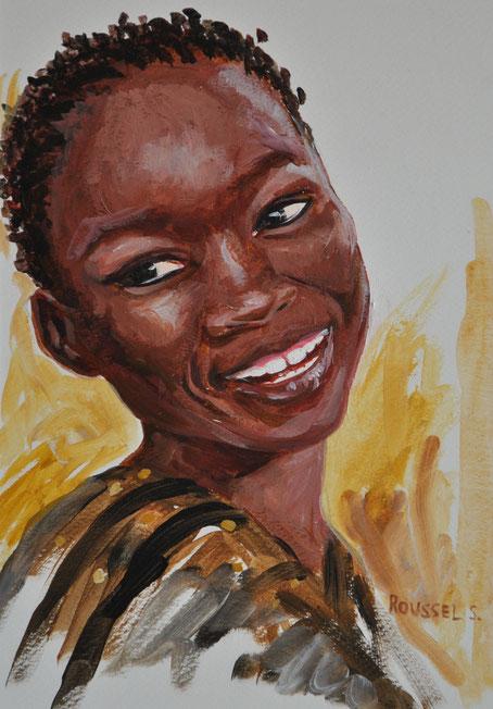 art-portrait-afrique-fille-sourire