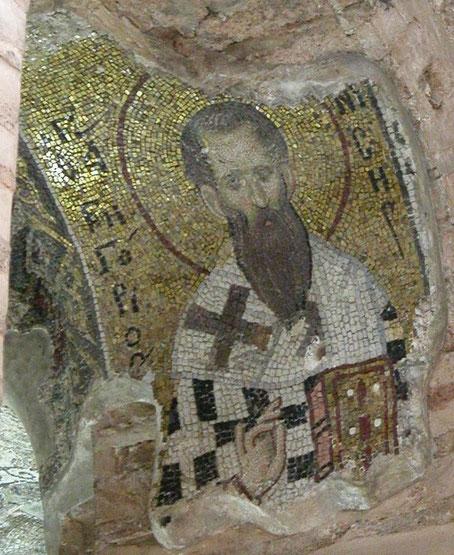 Gregor von Nyssa - Mosaik