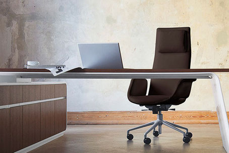 Kiefel Büroeinrichtung Design Bürowelten
