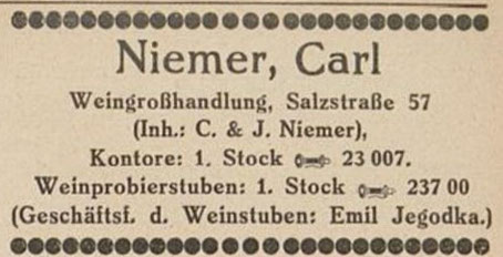 Werbung 1932