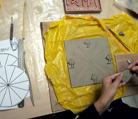 taller de cerámica Artística en Málaga