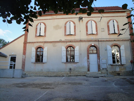 L'école de Rouvray en Septembre 2010