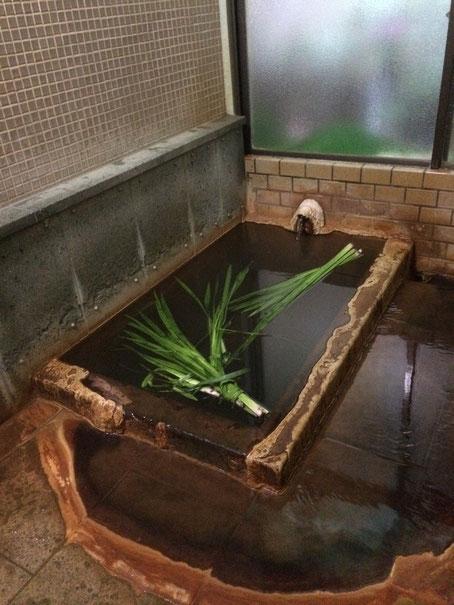 5/5に伺ったので、菖蒲湯に浸かれました☺︎邪気を祓ってくれるらしいです☆