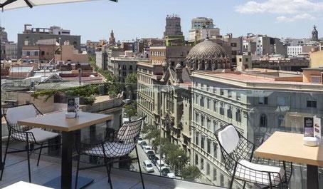 Negresco Princess 4* Sup - отели в центре Барселоны, четыре звезды