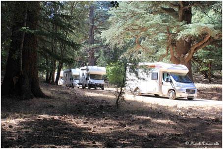 © virees en camping car Portugal
