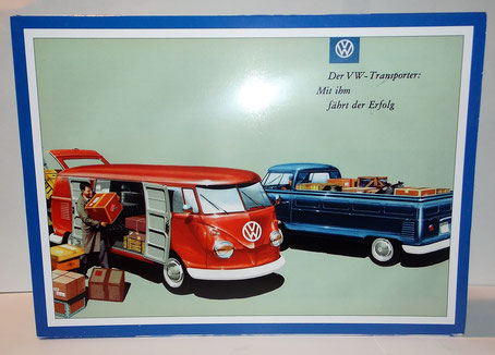 Piccolo VW Transporter,T1,Bulli