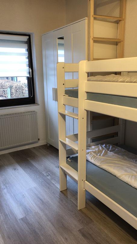 Ferienhaus Scholle F3 -Jugendzimmer-