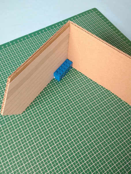 Miniaturhaus basteln
