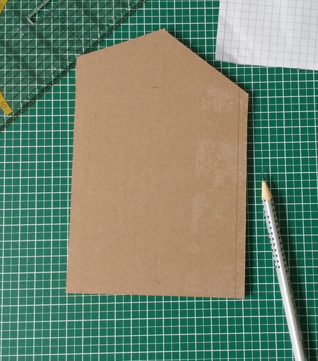 Miniaturen aus Pappe basteln