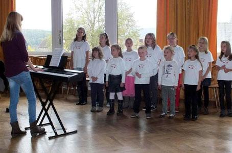 StangenROTHkehlchen Stangenroth - Leitung: Franziska Wehner - 2012 -aufgelöst