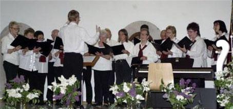 Liederabend in Hammelburg - 2015 - Leitung: Florian Seuffert