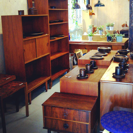 mimir大阪の家具・雑貨の展示販売