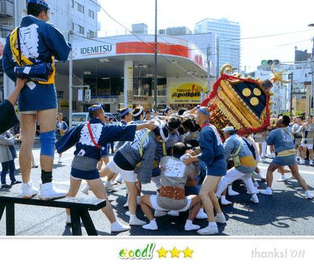 まさヤンさん:素盞雄神社 天王祭