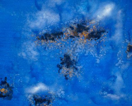 Bild  Galaxy 120 cm x 100 cm