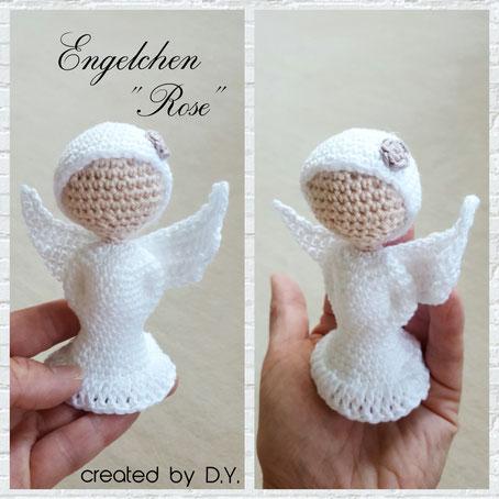 """Engelchen """"Rose"""""""
