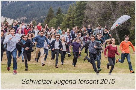 Teilnahme bei Schweizer Jugend forscht 2015 [reichsteiner fotografie]