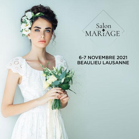 Salon du Mariage Beaulieu Lausanne 6 et 7 Novembre 2021