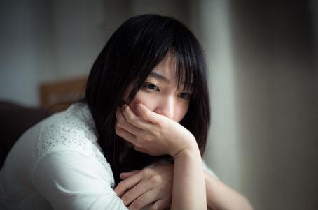 頚椎症で眠れない奈良県葛城市の女性
