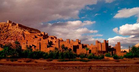 Ait Ben Haddoud, Ouarzazate - solomarruecos