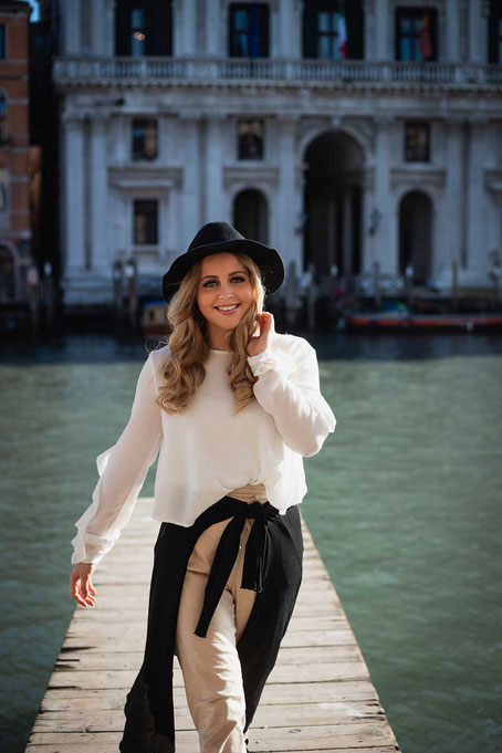 Portraitphotographer Venice Italy