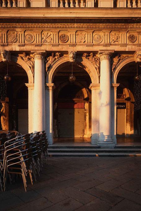 Sonnenaufgang Venedig