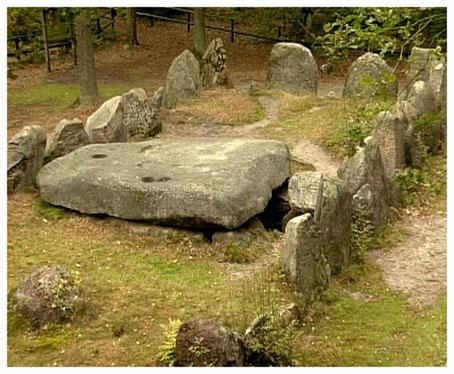 Großsteingrab Sieben Steinhäuser v. CHr.