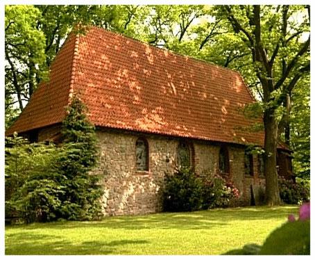 Heideort Bispingen Historische Kirche