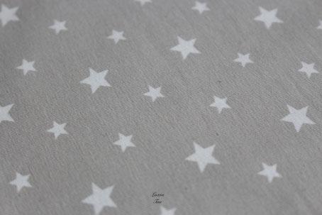 Sterne (hellgrau)