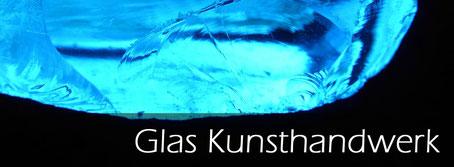Glaskunst | Glashandwerk Bern | bemalene Glasbilder | Mundgeblasenes Glas | Blaser Design